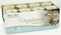Applaws Tin Tuna Fillet 70g