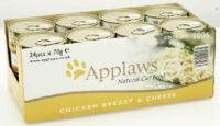 Applaws Tin Chicken Breast And Cheese 70g