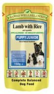 James WellbeJames Wellbeloved Pouch Puppy Lamb