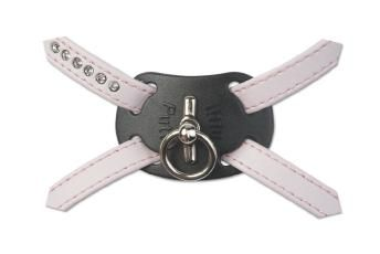 Ancol PVC Cat Harness Pink