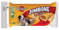 Pedigree Jumbone Beef Medium 2 Stick