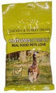 Natures Menu Cat Treats Chicken & Turkey 60g