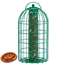 The Nuttery Squirrel & Predator Proof Original Nut Feeder Green