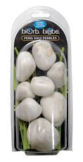 Biorb Feng Shui Marble Pebble Pack (White)