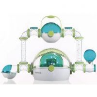 Habitrail Ovo Dwarf Hamster Suite Cage