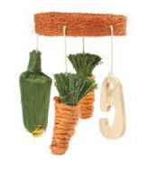 Ancol Play Vegetable Mobile Toy