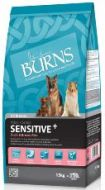 Burns Dog Sensitive Duck & Rice 15kg