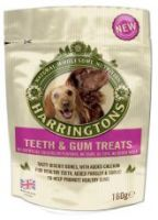 Harringtons Teeth & Gum Treats 160g