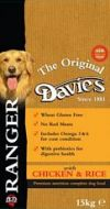 Davies Ranger Dog Adult Chicken 15kg