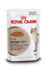 Royal Canin Ageing Cat +12 Pouches X 12