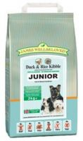 James Wellbeloved Junior Duck & Rice 7.5kg