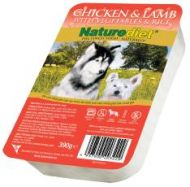 Naturediet Chicken & Lamb X 18