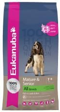 Eukanuba Mature & Senior Lamb 12kg