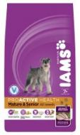 Iams Dog Senior & Mature 12kg