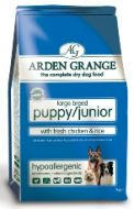 Arden Grange Puppy/Junior Large Breed 12kg