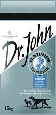 Dr. Johns Dog Food Titanium 15kg