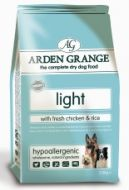 Arden Grange Dog Light 12kg