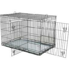 Dogit Collapsible Dog Crate Medium