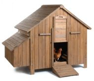 Chick 'n' Hut Poultry House