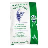 Pets Choice Pond Pellets 1kg