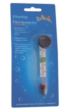 Floating Glass Thermometer