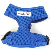 Doodlebone Harness Large Blue