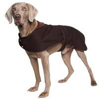 Ancol Timberwolf Waxed Dog Coat