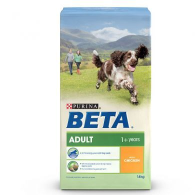 Beta Dog Adult Chicken 14kg