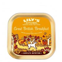 ily's Kitchen Great British Breakfast for Dogs 150g