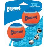 Chuckit Tennis Balls - Medium (2 PACK)
