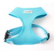 Doodlebone Harness Medium Cyan