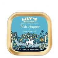 Lily's Kitchen Fish Supper for Dogs 150g