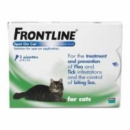 FrontLine Cat 3 pack