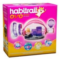 Habitrail Ovo Home Cage Pink