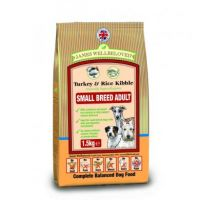James Wellbeloved Adult Small Breed Turkey & Rice 1.5kg