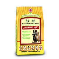 James Wellbeloved Adult Large Breed Lamb & Rice 15kg