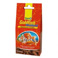 Tetra Goldfish Weekend Feeding Block