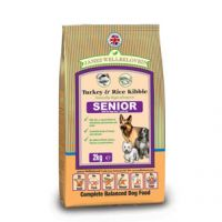 James Wellbeloved Senior Turkey & Rice 15kg