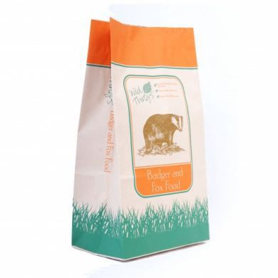 Wild Things Badger & Fox Food 2kg